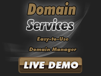 Modestly priced domain name service providers