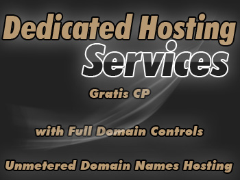 Budget dedicated hosting servers plan